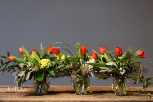 Cappriccio trio by Butera The Florist