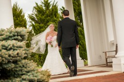 Central PA wedding at Hotel Hershey  by Butera The Florist