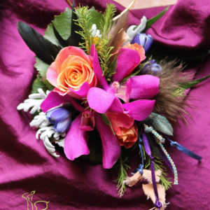 Prom Flowers; BoHo by Butera The Florist