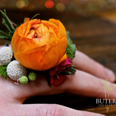 Hipster Ring by Butera The Florist