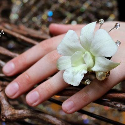 Glam Ring by Butera The Florist