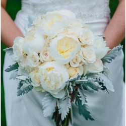 Bridal Bouquet Country Club of York PA by Butera The Florist