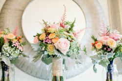 Central PA wedding Eagles Ridge by Butera The Florist