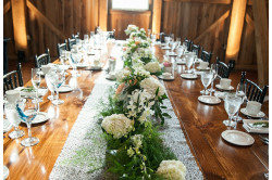 Central PA wedding at Wyndridge Farm by Butera The Florist